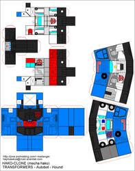 hako clone defensor by minibot-gears