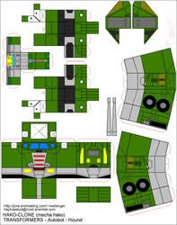 hako clone classics hardhead by minibot-gears