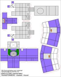 hako clone spyglass by minibot-gears