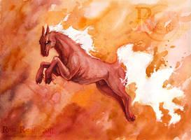 Fireborn by Rosakaz