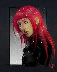 Winter Missy by Rosakaz