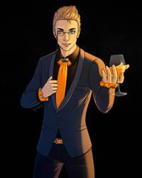 Colin the Master Vampire by Rosakaz