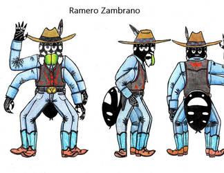 Zambrano Model Sheet by tod309