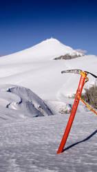 Solunska glava snow fields by hypertech