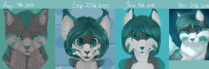 Draw this again meme 2014-2017 !! by Orbz-Firefly