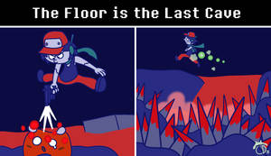The Floor is the Last Cave by EndangeredCDs