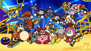 Kirby's Past Rivals Ensemble by EndangeredCDs