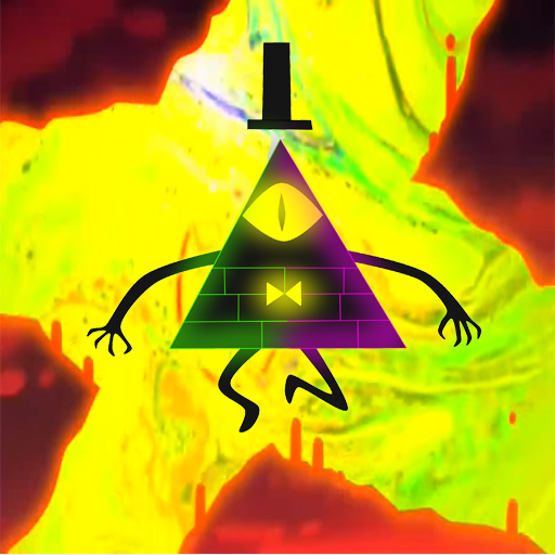 Bill Cipher Physical Form By Khiiroxas On Deviantart