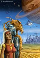 'Destination: Future' Art by ed-norden