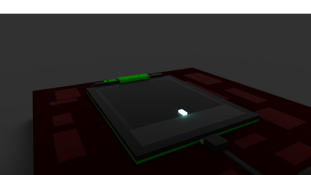 Tablet voxel by razvankun12