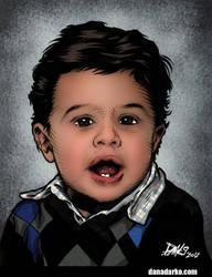 Baby Rocco by DanaNovaDarko