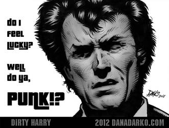 Dirty Harry by DanaNovaDarko