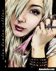 Sina Domino Collins by DanaNovaDarko
