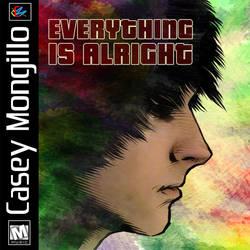 Casey Mongillo Album Cover 1 by DanaNovaDarko