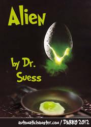 Alien by Dr Suess by DanaNovaDarko