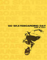 go skateboarding by rebs924