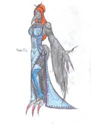 Raven Fox by hailenvy