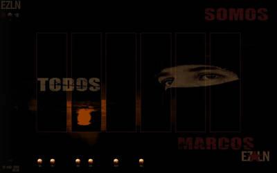 Marcos Desktop by Quadraro