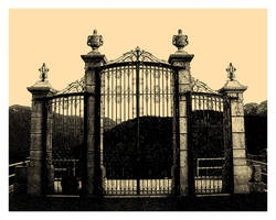 Gate by Quadraro
