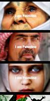 I am Palestine by Quadraro
