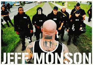 Jeff Monson by Quadraro