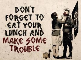 Mother's advice by Quadraro
