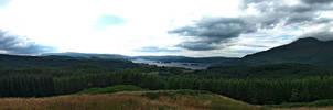 Loch Awe by Quadraro