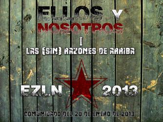 ELLOS y NOSOTROS I-Las (sin) razones de arriba by Quadraro