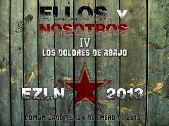 ELLOS y NOSOTROS IV-Los dolores de abajo by Quadraro