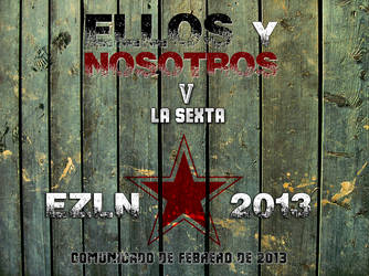 ELLOS y NOSOTROS V-LA SEXTA by Quadraro