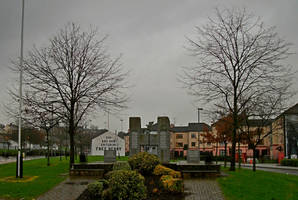 Free Derry Corner by Quadraro