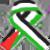 Palestine Ribbon by Quadraro