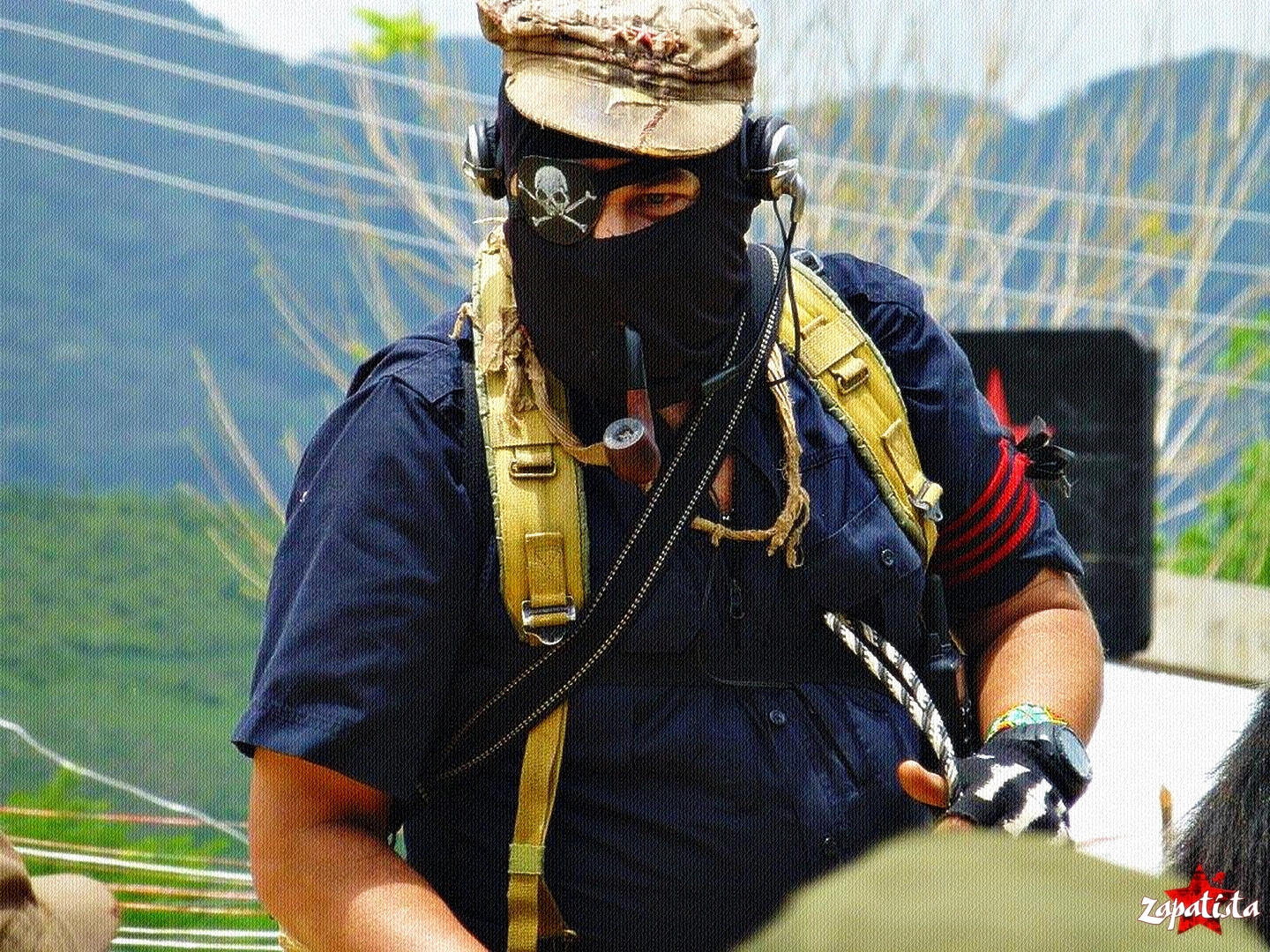 EZLN by Quadraro
