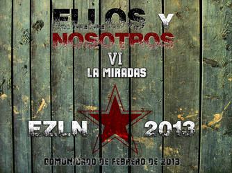 ELLOS y NOSOTROS VI-LA MIRADA by Quadraro