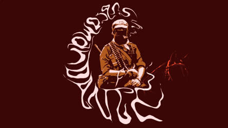 Subcomandante - Wallpaper by Quadraro
