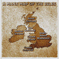 a Manx Map of the Isles by Quadraro