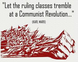 Communist Revolution by Quadraro