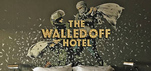 The Walled Off Hotel by Quadraro