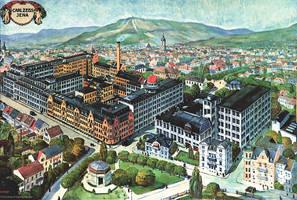 Zeisswerk Jena um 1910 by Quadraro