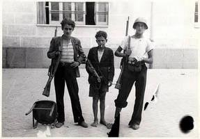 Scugnizzi Partigiani by Quadraro