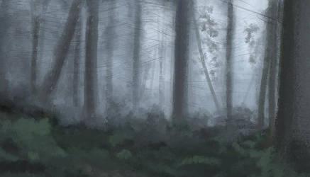 Forest by Hayden-Zammit