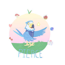 Pierce by TytoTheGreat