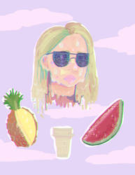 Sunglasses by TytoTheGreat