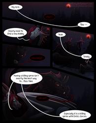 ''Rotlaust Tre Fell'' Futhark: Fehu, Page 1 by lRackham