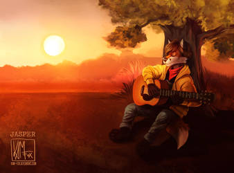 Commission for Jasper by Kam-Fox