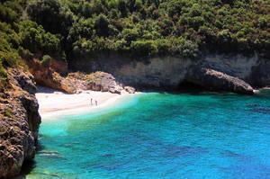 The beach by StamatisGR