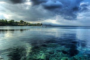 Calm waters -Greece by StamatisGR