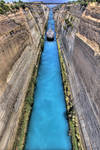 The Isthmus Canal by StamatisGR