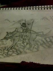 Wolf Rider 2.0 by Ziphos123