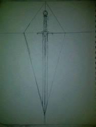 Arming Sword. by Ziphos123